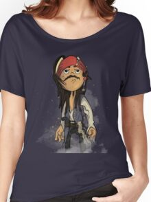 Tribute to Jack Sparrow Women's Relaxed Fit T-Shirt