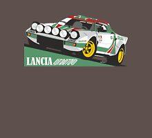Lancia Stratos HF Alitalia livery Unisex T-Shirt