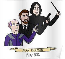 Rickman Poster