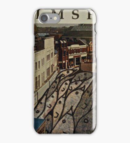 pod birds iPhone Case/Skin