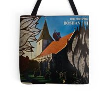 the squirrel of bosham village Tote Bag