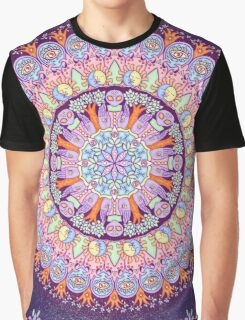 Galactic Alignment Graphic T-Shirt