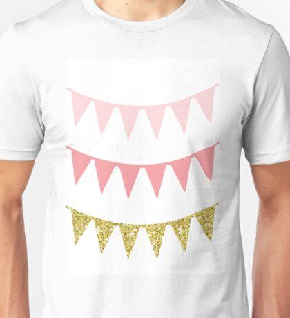 Bunting bonanza Unisex T-Shirt