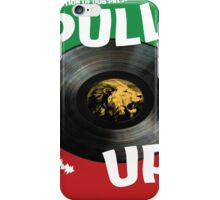Pull Up iPhone Case/Skin
