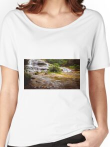 Katoomba Cascades 2 Women's Relaxed Fit T-Shirt