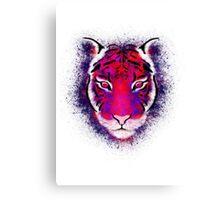 Berry Tiger Canvas Print