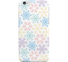 Snow Pattern iPhone Case/Skin