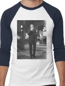 Ryan Gosling Cigarette Men's Baseball ¾ T-Shirt