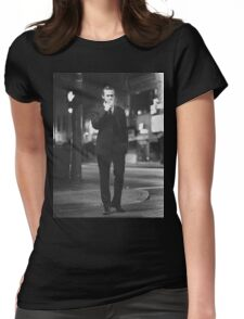 Ryan Gosling Cigarette Womens Fitted T-Shirt