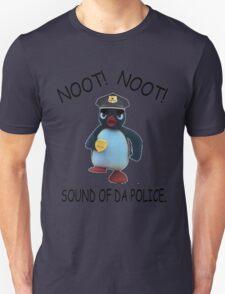 Pingu - NOOT! NOOT! SOUND OF DA POLICE Unisex T-Shirt