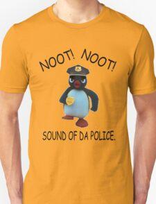 Pingu - NOOT! NOOT! SOUND OF DA POLICE T-Shirt
