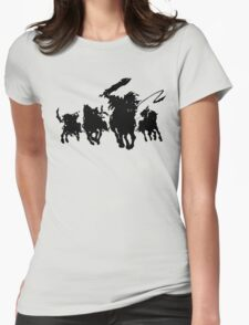 Darksiders: The horsemen of the apocalypse Womens Fitted T-Shirt