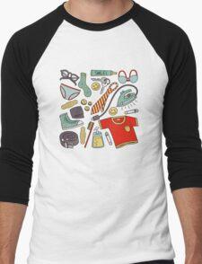 get ready Men's Baseball ¾ T-Shirt