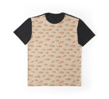 Gold fish on coral Graphic T-Shirt