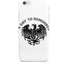 A Day To Remember - For those who have heart iPhone Case/Skin