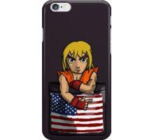 Street Fighter Pocket Pals - #2 Ken iPhone Case/Skin