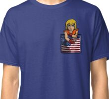 Street Fighter Pocket Pals - #2 Ken Classic T-Shirt