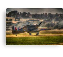 Hawker Hurricane Mk 1 R4118 Canvas Print