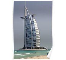 Burg Al Arab Hotel, Dubai Poster