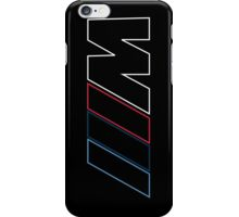 M Sport iPhone Case/Skin
