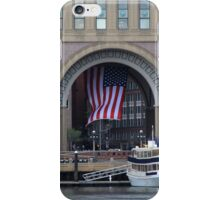 Rowes Warf iPhone Case/Skin