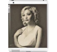 Lisa 2 iPad Case/Skin