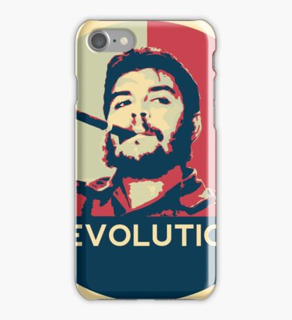 Che Guevara Hope Poster iPhone Case/Skin