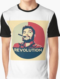 Che Guevara Hope Poster Graphic T-Shirt