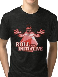 Roll for Initiative Tri-blend T-Shirt