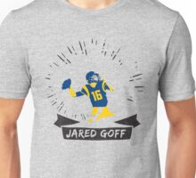 Jared Goff rams Unisex T-Shirt