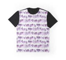 Amethyst - February Graphic T-Shirt