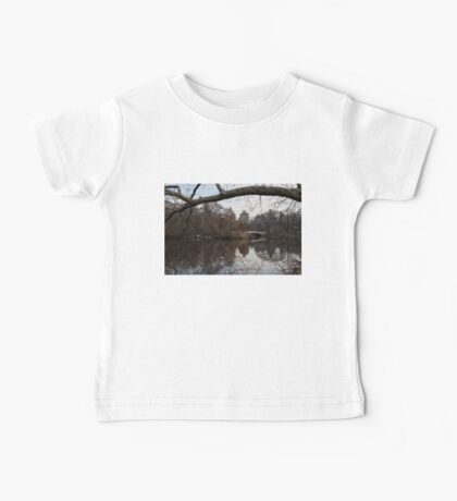 Bows and Arches - New York City Central Park Baby Tee