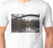 Bows and Arches - New York City Central Park Unisex T-Shirt