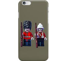 Brothers in arms by Tim Constable iPhone Case/Skin