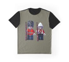 Brothers in arms by Tim Constable Graphic T-Shirt