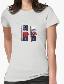 Brothers in arms by Tim Constable Womens Fitted T-Shirt