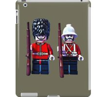 Brothers in arms by Tim Constable iPad Case/Skin