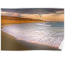 Point Lonsdale at Sunset Poster