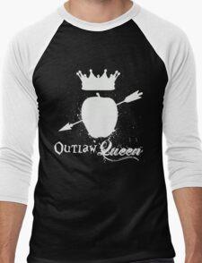 Outlaw Queen 2 Men's Baseball ¾ T-Shirt