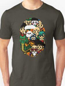 APE X DRAGON BALL Unisex T-Shirt