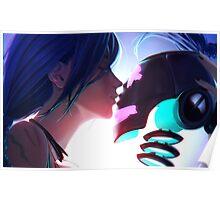 Jinx - Lovely Kiss Poster