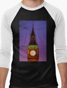 Palace of Westminster Men's Baseball ¾ T-Shirt
