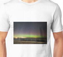 Aurora at Old Garden Beach Unisex T-Shirt