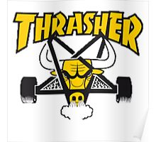 Trasher collection Poster