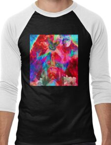 Life Metamorphosis  Men's Baseball ¾ T-Shirt
