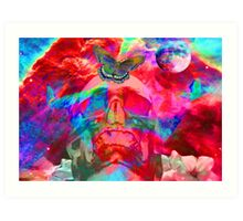 Life Metamorphosis  Art Print