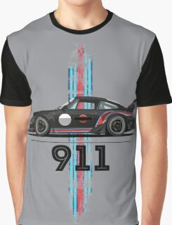 martini rauh welt 911 Graphic T-Shirt
