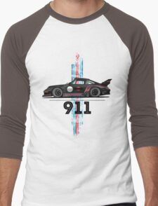 martini rauh welt 911 Men's Baseball ¾ T-Shirt