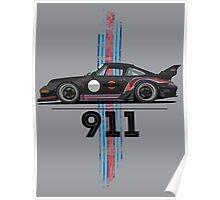 martini rauh welt 911 Poster