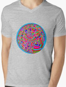 Magical Trance Mens V-Neck T-Shirt